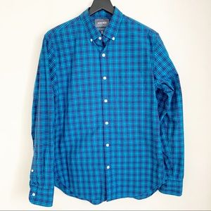 Bonobos Washed Cotton Slim Fit Shirt